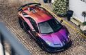 Lamborghini Aventador SVJ với màu sơn độc gần 1,5 tỷ đồng