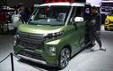 """Mitsubishi eK X Space 2020 - kei car gia đình """"đàn em"""" Xpander"""