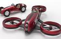 Formula Drone One - xe bay phong cách Ferrari F1 1950