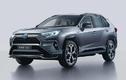 SUV ăn khách Toyota RAV4 hybrid mới ra mắt tại châu Âu