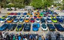 Hơn 50 siêu xe McLaren tụ tập ở Hồng Kông mừng năm mới