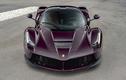 """Ferrari LaFerrari với màu ngoại thất Rosso Vinaccia """"hàng độc"""""""