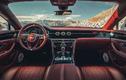 """Choáng về độ tỉ mỉ từ 350 miếng da """"thửa"""" trên Bentley Flying Spur"""