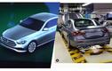 """Mercedes-Benz E-Class 2021 """"lộ hàng"""" trước ngày ra mắt"""