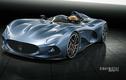 Siêu phẩm Maserati MilleMiglia - bản concept mang đậm linh hồn Ý