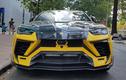 Lamborghini Urus độ độc nhất Việt Nam lăn bánh ở Sài Gòn