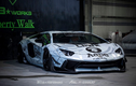 "Ngắm ""siêu bò"" Lamborghini Aventador Limited Edition khoác áo AAPE"