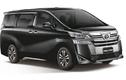 Toyota Alphard và Vellfire 2020 khoảng 2,2 tỷ đồng tại Malaysia