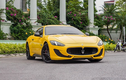 Maserati GranTurismo tư nhân rẻ hơn chính hãng tới 5 tỷ đồng