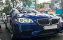 Chi tiết BMW M5 F10 độc nhất Việt Nam trên phố Sài Gòn