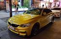 """BMW M4 Coupe tiền tỷ """"màu độc"""" Austin Yellow tại Sài Gòn"""
