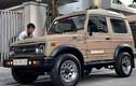 """""""Hàng độc"""" Suzuki Samurai 1993 chỉ 295 triệu tại Hà Nội"""