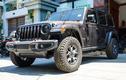 Cận cảnh Jeep Wrangler Unlimited Rubicon hơn 4 tỷ ở Sài Gòn