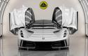 Siêu xe mạnh nhất thế giới hơn 2 triệu USD bắt đầu sản xuất