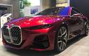 """BMW Concept 4 """"lỗ mũi trâu"""" - tương lai của hãng xe sang Đức"""