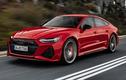 Audi RS7 mới gây sốc khi đắt hơn Mercedes E63 và BMW M5