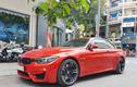 Chạm mặt BMW M4 Convertible hàng hiếm trên phố Sài Thành