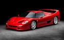 Siêu xe cổ Ferrari F50 phục chế hết hơn 5,76 tỷ đồng