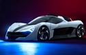 Ra mắt Apex AP-0 Concept - siêu xe điện lấy cảm hứng xế đua