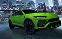 Siêu SUV Lamborghini Urus mới bổ sung ngoại thất sặc sỡ