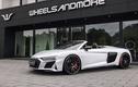 """""""Quái vật"""" Audi R8 Spyder V10 tái xuất, công suất hơn 1000 mã lực"""