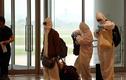 Sân bay Nội bài ngày cao điểm, nghìn người hồi hương cách ly