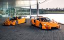 """Ngắm McLaren Senna LM """"đọ dáng"""" huyền thoại McLaren F1 LM"""