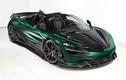 TopCar bán siêu xe McLaren 720S Spider Fury từ 1,8 tỷ đồng