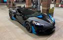 """Khám phá Chevrolet Corvette C8 mới khoác áo Camo """"siêu dị"""""""