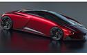 Siêu xe Mazda9 sẽ là mẫu concept đẹp nhất của Mazda