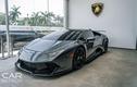 Dân chơi Sài thành chi 1,5 tỷ độ Lamborghini Huracan LP610-4