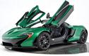 """Ngắm siêu xe McLaren P1 """"Fusion Green Pearl 3"""" độc nhất thế giới"""