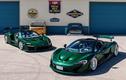 Ngắm bộ đôi hypercar McLaren P1 và Senna carbon xanh độc đáo