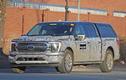Ford F-150 2021 lộ nội thất với màn hình cực lớn