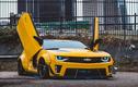 Xem fan cuồng Bumblebee độ Chevrolet Camaro siêu hầm hố