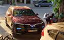 Dân chơi Sài thành chi 1 triệu đồng độ logo VinFast Lux SA2.0