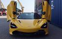 McLaren 720S Spider hơn 23 tỷ, màu độc nhất Việt Nam thông quan