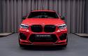 BMW X4 M Competition màu đỏ độc gàn 1,9 tỷ tại UAE