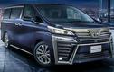Toyota ra mắt bộ đôi MPV hạng sang Alphard và Vellfire đặc biệt