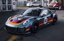 """Porsche 911 GT2 RS Clubsport """"Vaillant"""" khoác màu áo huyền thoại"""