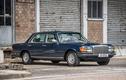 Mercedes-Benz 450 SEL - khởi nguồn sedan hạng sang S-Class