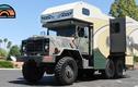 Dân chơi chi 2,5 năm chế xe quân sự 6x6 thành nhà di động