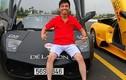 Siêu xe Lamborghini Murcielago SV một thời của đại gia Minh nhựa