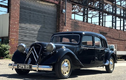 Dân chơi mất 35 năm, tiền tỷ để phục chế limousine Citroen 1939