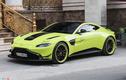 Aston Martin Vantage đầu tiên tại Việt Nam độ mâm hàng độc