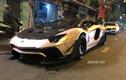 Ngắm Lamborghini Aventador độ Liberty Walk độc nhất Việt Nam