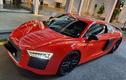 """""""Diện kiến"""" Audi R8 V10 Plus đỏ rực của tình cũ Mi Du"""