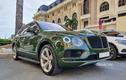 Bentley Bentayga sở hữu màu sơn trăm triệu ở Sài Gòn