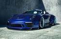 """Porsche 911 Speedster """"lết đất"""" với gói độ thân rộng từ RWB"""