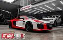 Audi R8 V10 Plus của tay chơi Sài Gòn độ phong cách siêu chất